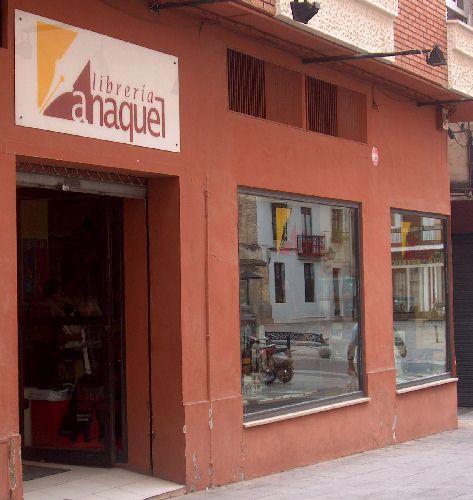 Librería Anaquel