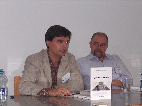 Presentación en HISPACON 2006