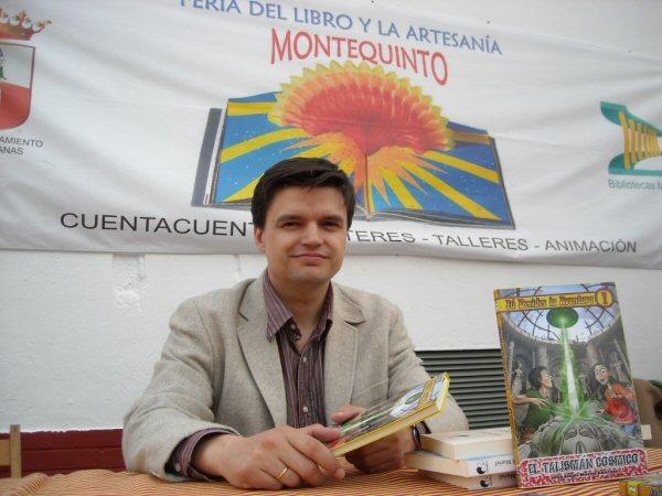 Feria del Libro de Montequinto