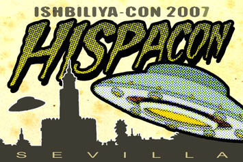 Cartel de HispaCon 2007